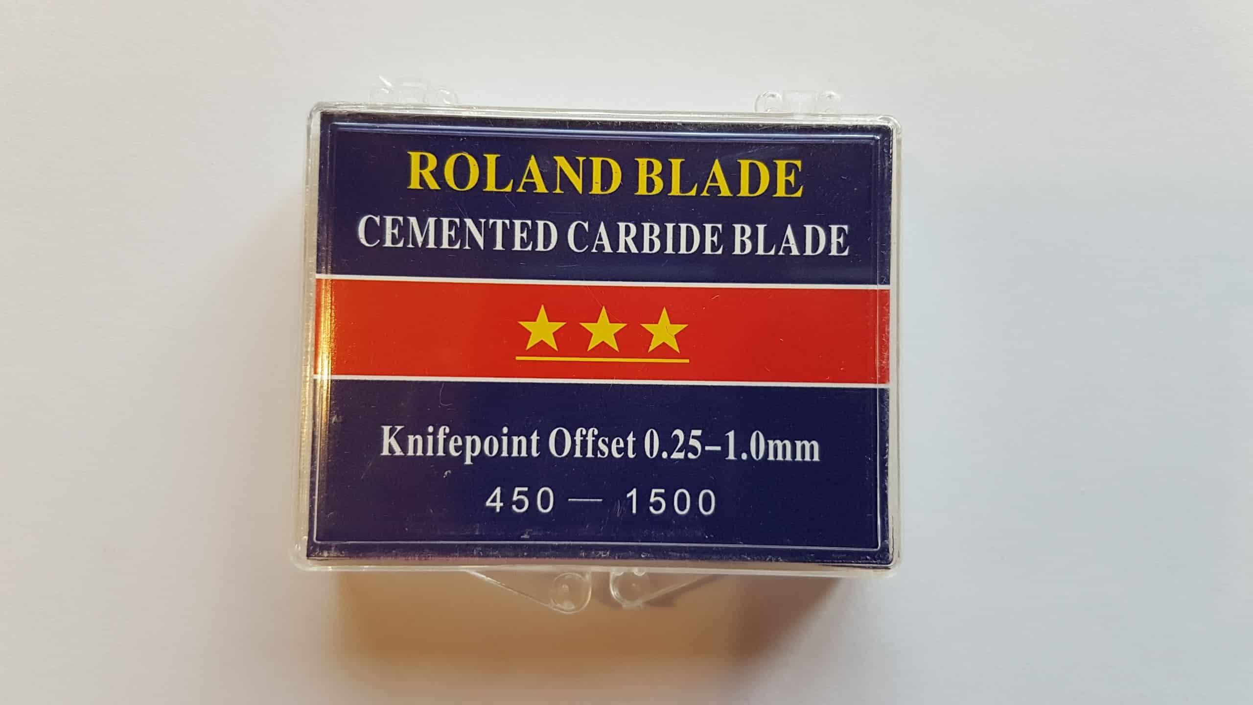 Нож для плотера 45 градусов
